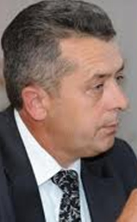 Мэр Виктор Анушкевичус.