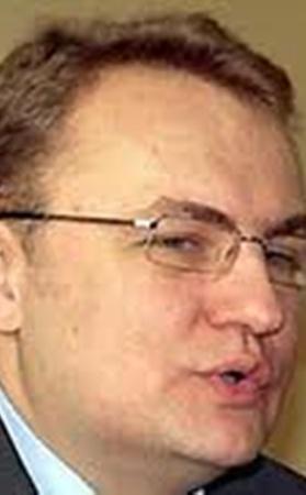 Мэр Андрей Садовый.