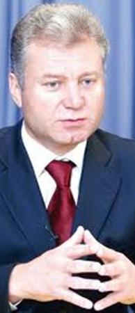 Мэр Александр Соколов.