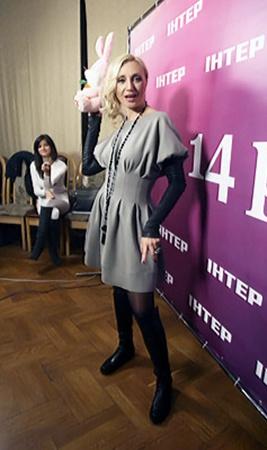 Кристина Орбакайте встретилась с мамой в Киеве после месяца разлуки.