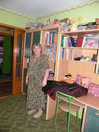 Клара Демьяненко свой поступок подвигом не считает