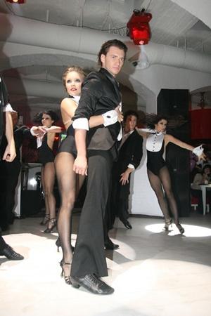 Пока Дикусар танцевал страстный танец с Шоптенко…