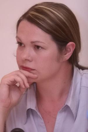 Оксана Богданова.