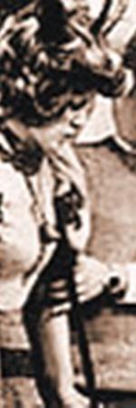 Людмила Марковна с четвертым мужем -Константином Купервейсом.