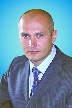 Евгений Удод - председатель облсовета