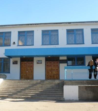 Школа, в которой училась Катя. Фото Марины ЯКИМОВОЙ