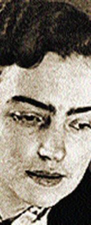 Вдова Алексея Толстого Людмила Ильинична.