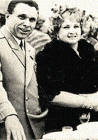 Супружеская чета - Николай и Светлана  Щелоковы - жила с шиком.