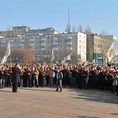 Митинг в Донецке. Фото: Константин Буновский