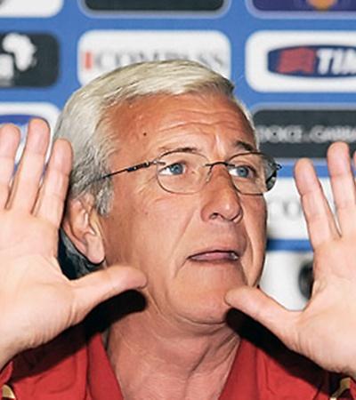 Липпи отказывается говорить о возможном назначении тренером нашей сборной.