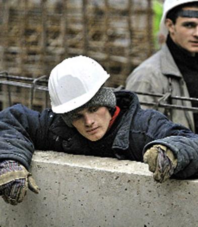 Строительные профессии сейчас в фаворе у работодателей.