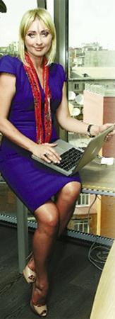Недавно Виктория Лопатецкая-Тигипко инвестировала в Интернет-технологии, поскольку считает, что всех возможностей Сети мы еще не представляем.
