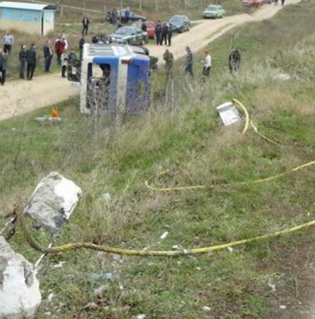 Фото пресс-службы УГАИ Украины в АРК. В