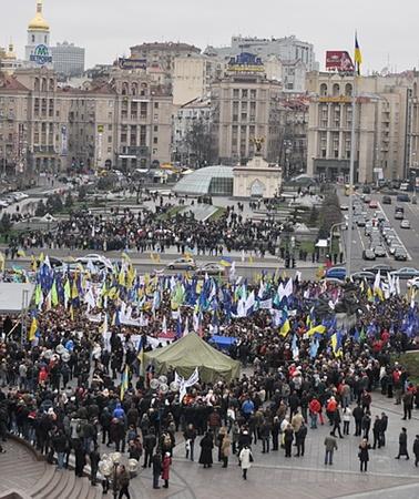 Общественные организации должны освободить центр города. Фото: Новый регион