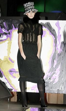Образы Островерховой примеряют к себе женщины сильные, обладающие магнетизмом, способные на провокацию.
