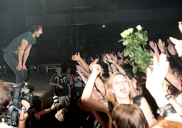 На финальном концерте тура «Dolce Vita» Вакарчук хочет увидеть аншлаг.