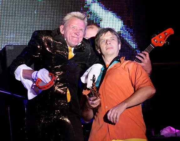 «АукцЫон» даст концерт в Киеве 3 декабря.