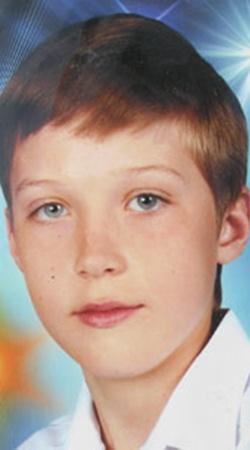 14-летнего Пашу Касьяна изверги убили страшным ударом по голове.