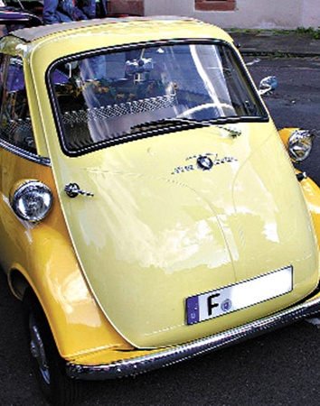 Предшественники «горбатого». Первый народный автомобиль в СССР хотели скопировать с BMW Isetta.