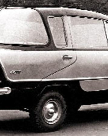 То, что получилось, назвали НАМИ-50 «Белка». Но в серию «Белку» так и не пустили - было много конструктивных дефектов.