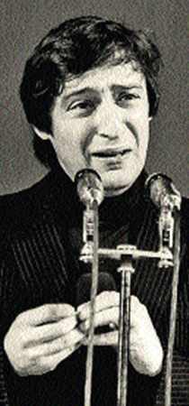 Хазанов, «студент кулинарного техникума» (1981 г.)...
