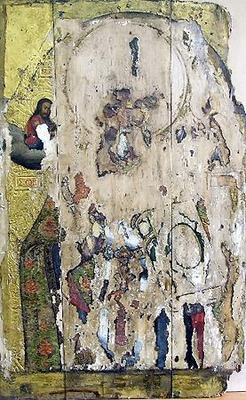 Реставраторы и не надеялись восстановить «гоголевского» Николая, но в процессе работы следы утраченного образа неожиданно проступили.