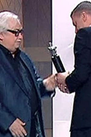 Леониду Парфенову вручили премию имени Влада Листьева.
