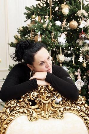 Оксана Байрак не смогла оставить своих зрителей без новогодней сказки.