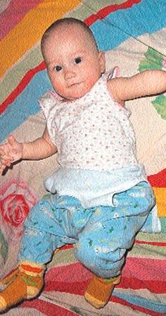 Маленькая Марина оказалась в центре скандала.