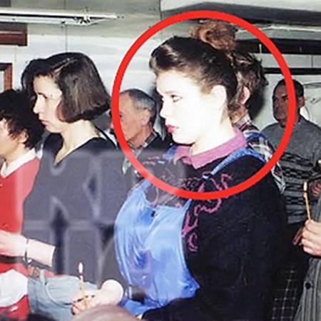 Галина Колотницкая. 1998 год.