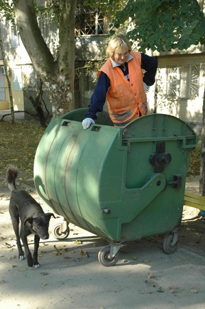 На 1 млн. жителей Одессы приходится 700 тысяч тонн отходов в год.