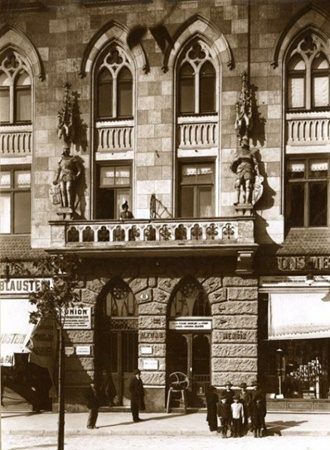 100-летний львовский дом