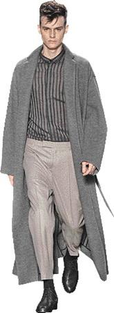 Серый - самый модный цвет сезона.