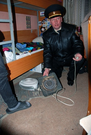 Фото пресс-центра ГУ МЧС во Львовской области.