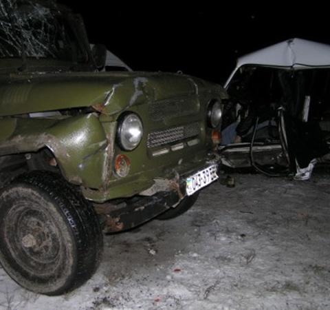 ДТП на Донецкой трассе. Фото: www.0629.com.ua.