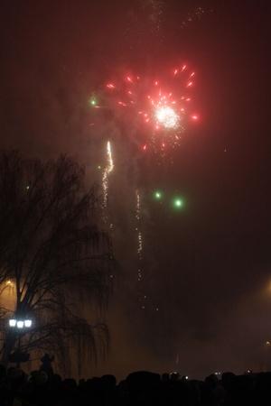 Тысячи огней над Донецком разогнали туман. Фото: www.jewish.donetsk.ua
