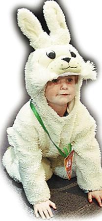 Один из самых юных и обаятельных участников шоу - 3-летний Святослав Сысоев.