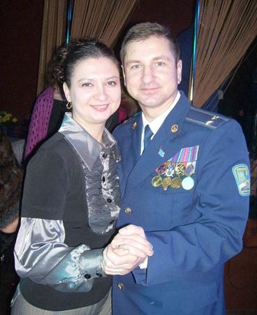 Фото из семейного архива Дмитрия ГОРБУНОВА.