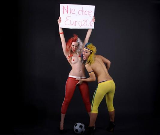 FEMEN утверждают, что любые международные спортивные события всегда сопровождаются ростом уровня секс-туризма.