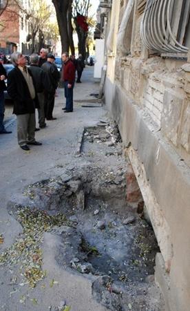 Замминистр МВД Грузии заявила, что их МВД раскрыло сеть терактов, происшедших в стране в последнее время.