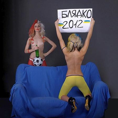 Девушки  уверяют, что они обеспокоены тем, что в Украине под Евро-2012 может вырасти уровень секс-туризма