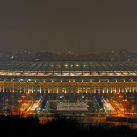 Главный стадион ЧМ-2018 - 89-тысячные «Лужники» в Москве примет и матч-открытие, и финал турнира.