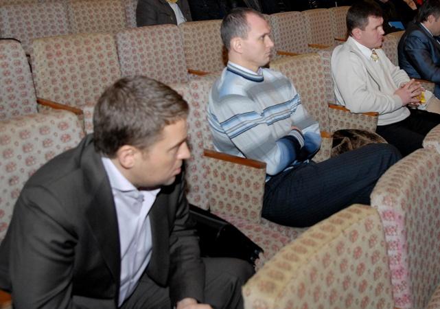 Бывшие руководители «Днепрогаза» не считают случившуюся трагедию тяжелым преступлением. Фото Ирины МАКУШИНСКОЙ.