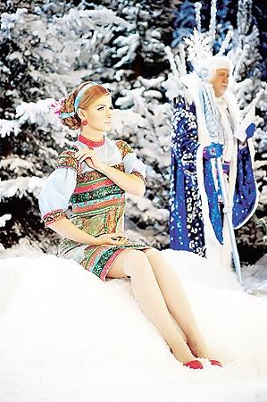 Анастасия Задорожная (Настенька).