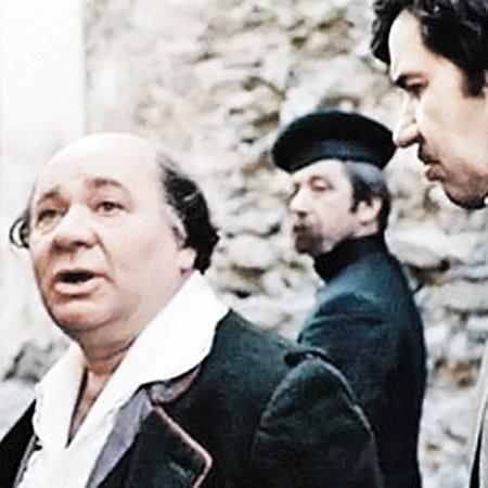 Евгений Леонов сыграл в фильме драматичную роль Афанасия Бубенцова.