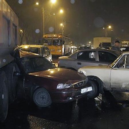 К счастью, все участники аварии остались живы.