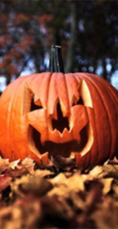 Украинцев интересует, когда отмечается Хеллоуин.