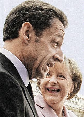 Вряд ли Николя Саркози и Ангела Меркель так же веселились, узнав, какими кличками наградили их американские коллеги...
