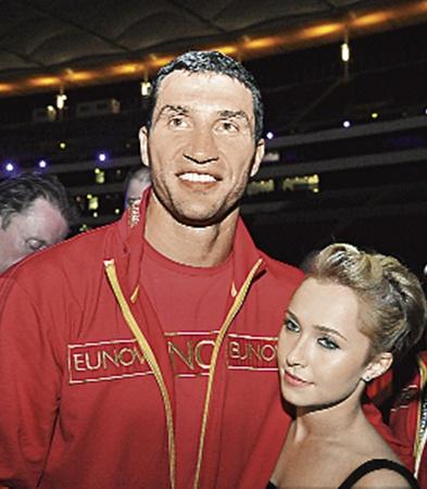 В этом году «КП» «поженила» Владимира и Хайден. Может быть, в 2011-м влюбленные в самом деле решатся на такой шаг?