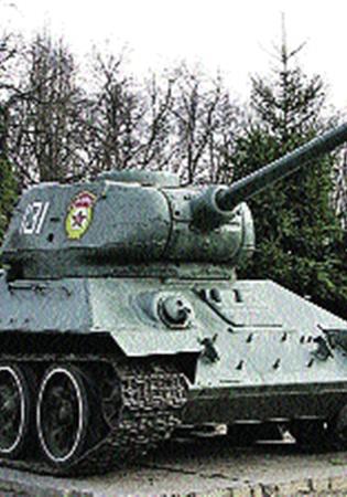 Легендарный советский Т-34 затмил то...
